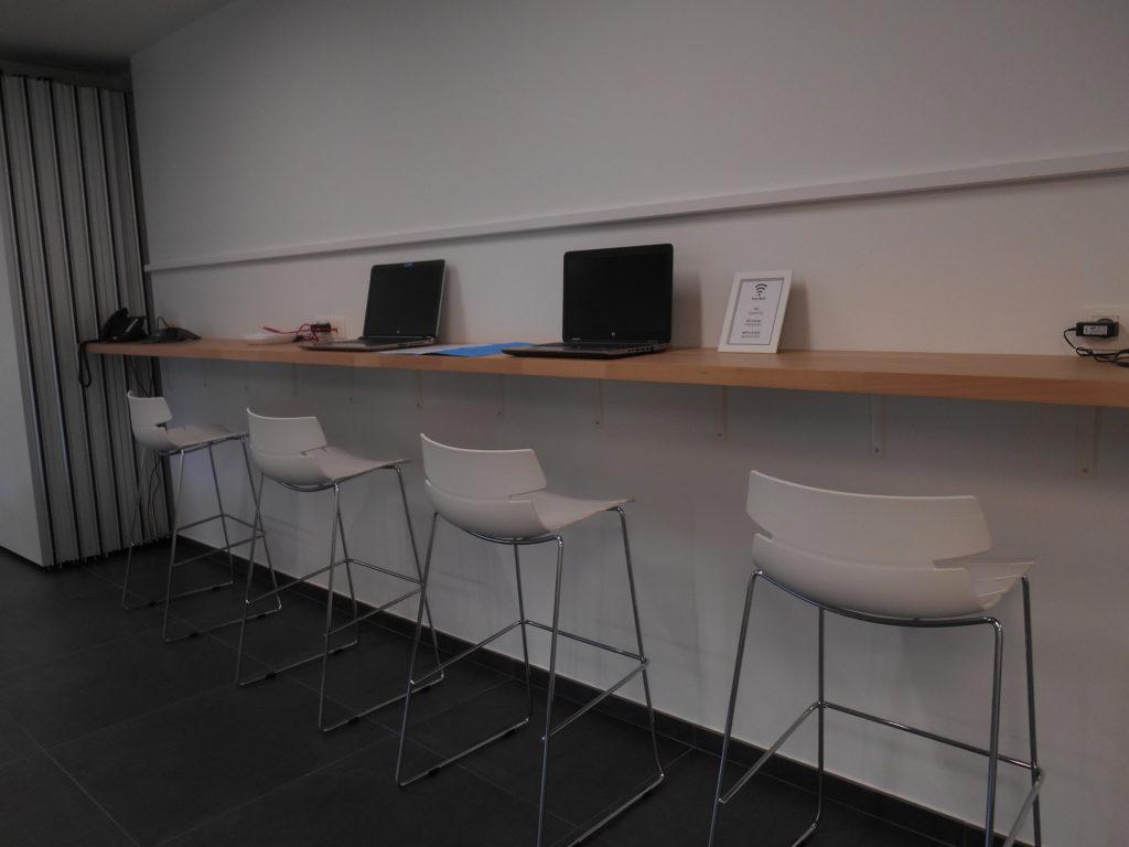 Virtueel kantoor/werkplek